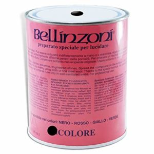 Bellinzoni witte was 350 gr.