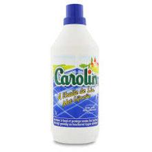 Carolin met lijnolie