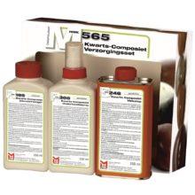 HMK M565 kwartscomposiet verzorgingsset